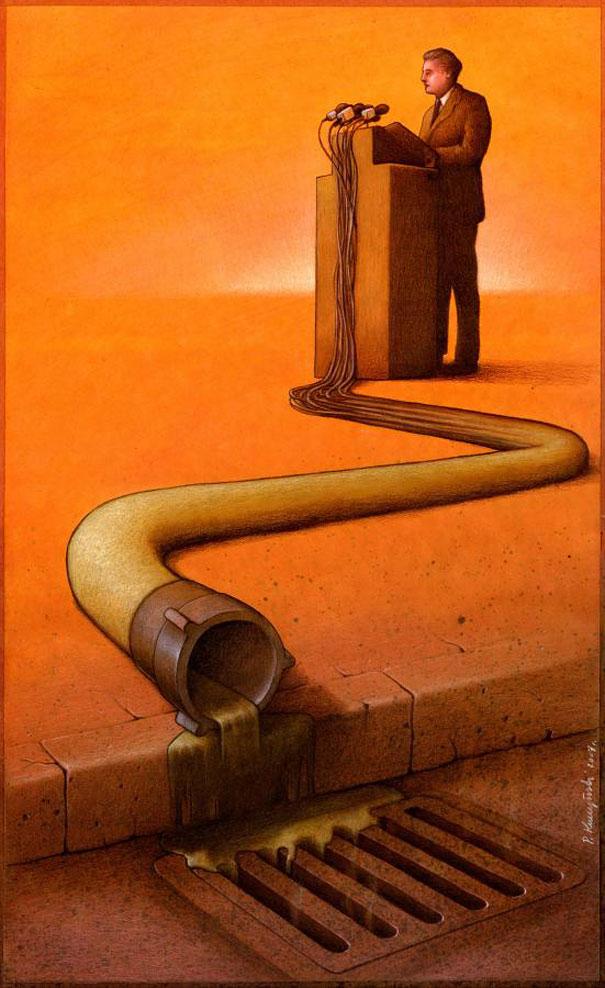 bir-nevi-money-talks-bullshit-illustrasyon