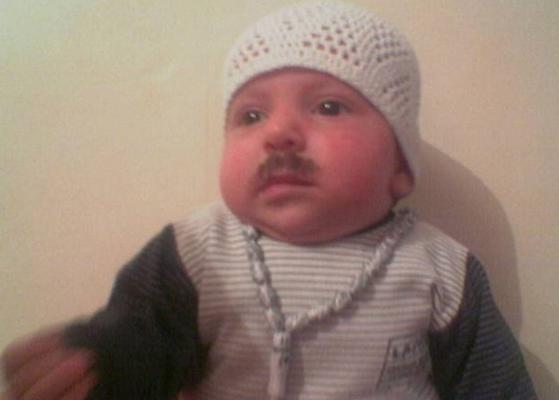 biyikli-bebek
