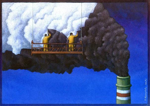 doganin-kirliliginin-ustunu-kapatanlar-illustrasyon