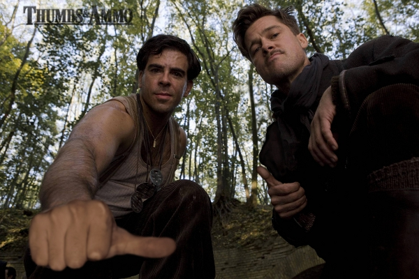 inglourious-basterds thumbs up
