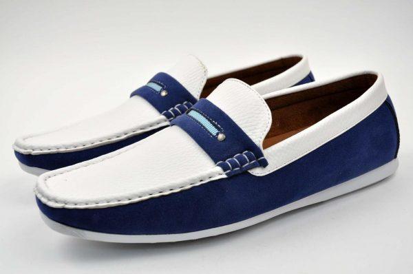 mavi-suet-ayakkabi