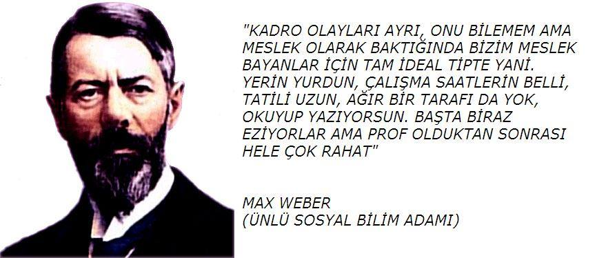 max-weber-profluktan-aldigim-tadi-hicbirseyden-alamadim