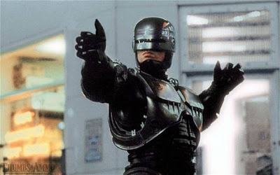 robocop thumbs up