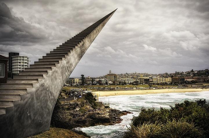 stairway to heaven gerçek boyut