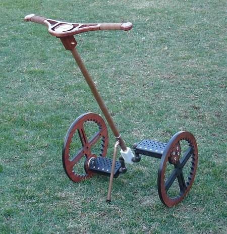steampunk bisiklet