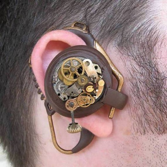 steampunk kulaklık