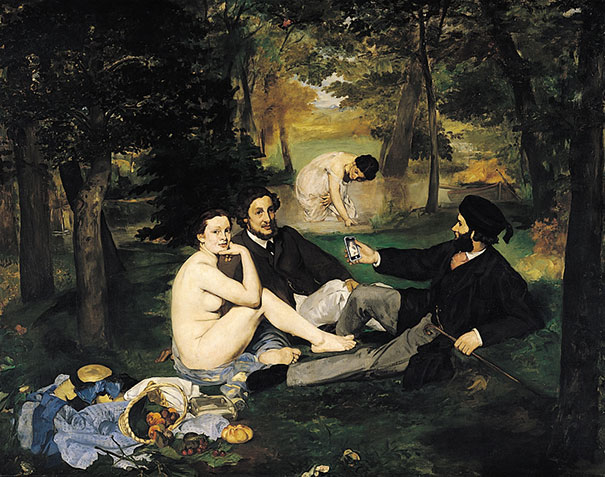the-luncheon-on-the-grass-edouard-manet-apple