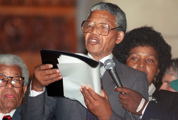 SAFRICA-MANDELA-POLITICS-PEOPLE-20YEARS-RELEASE