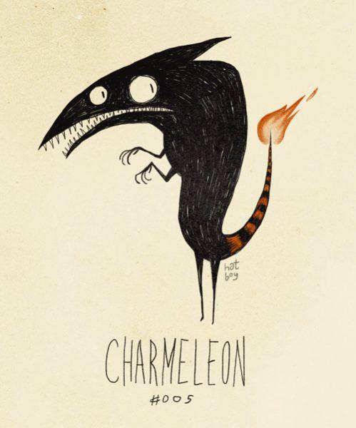 charmeleon-pokemon-tim-burton