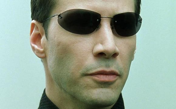 matrix-gözlük