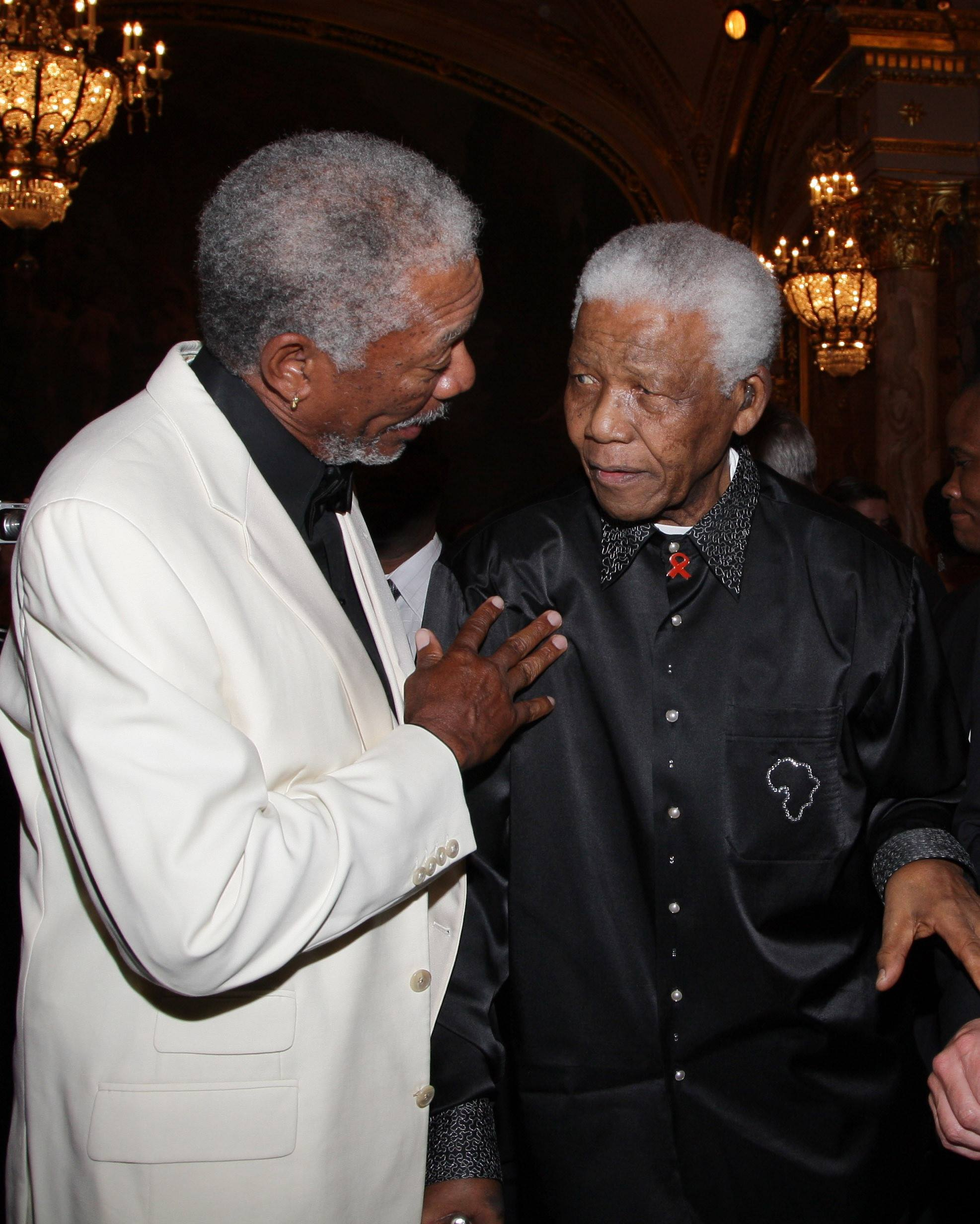 Nelson Mandela: İnsan Hakları ve Özgürlüğe Adanmış Bir ...