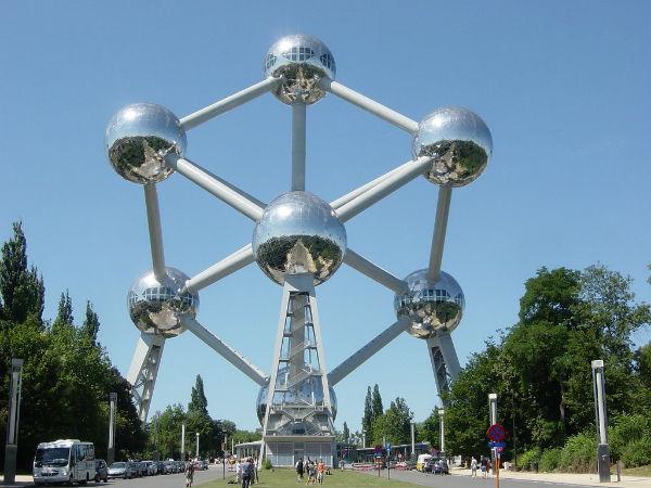 6-Atomium-Bruksel-Belcika