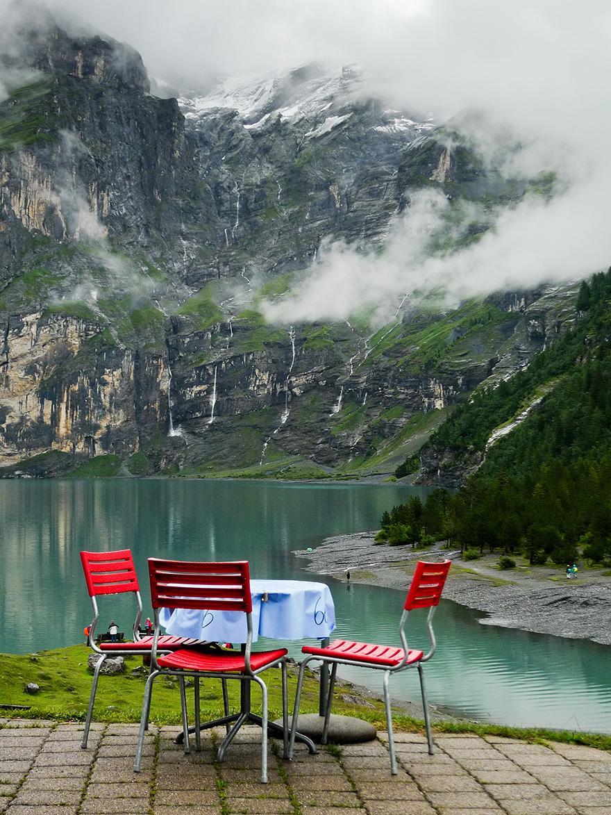 Hotel-Restaurant-Öschinensee-Switzerland