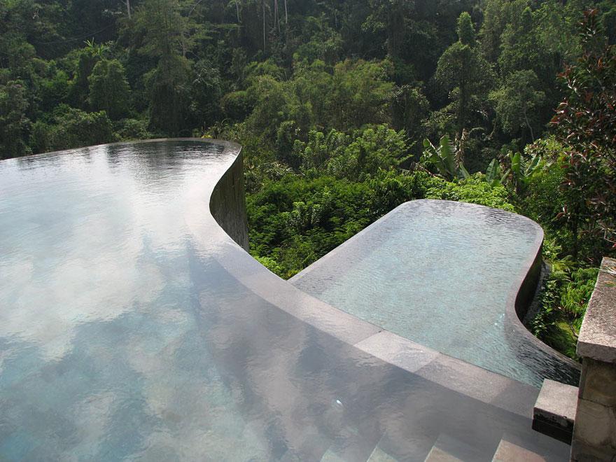 Hotel-Ubud-Hanging Gardens-Endonezya