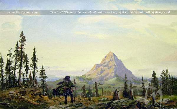 TN-Thrain-Discovers-the-Lonely-Mountain