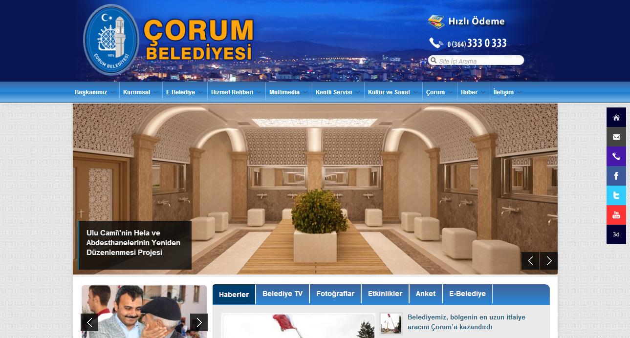 corum-belediyesi