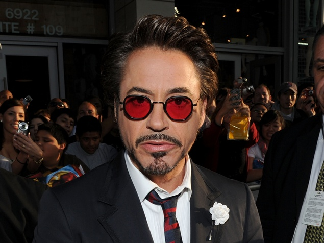 """World Premiere Of Paramount Pictures & Marvel Entertainment's """"Iron Man 2?"""