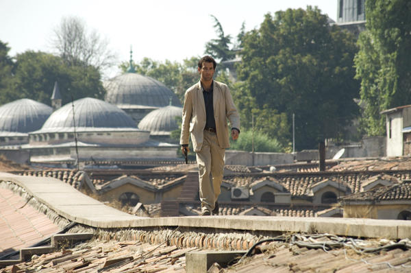 The International movie image Clive Owen