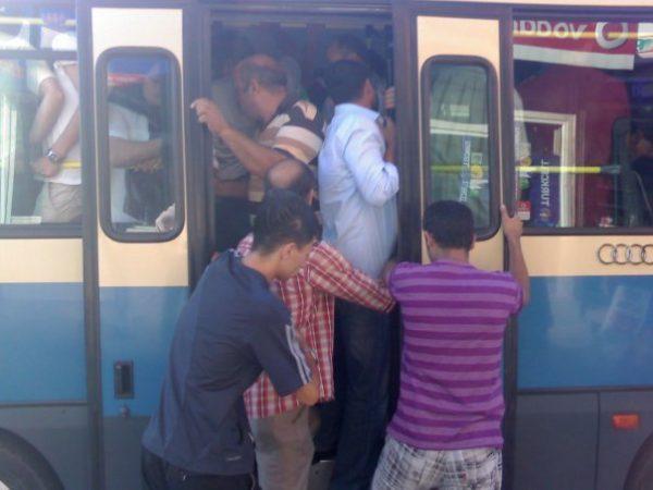 yolcu sıkıstırma stili