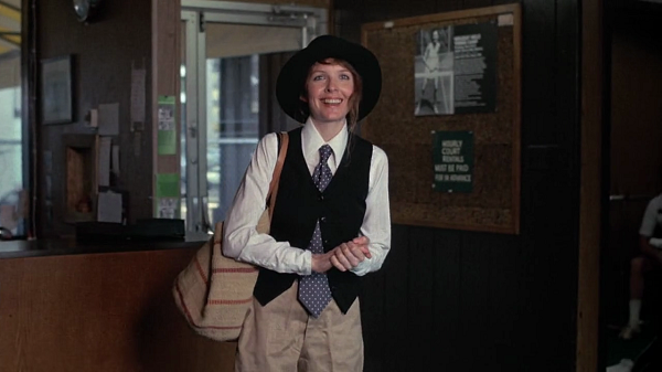 04 - annie hall costume