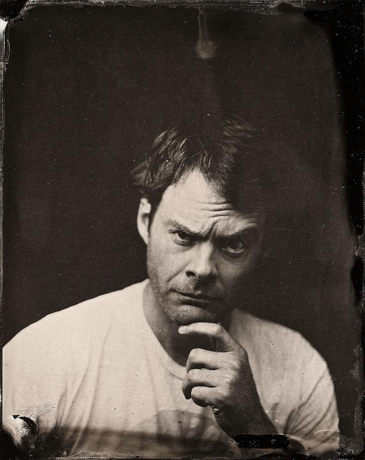 2014 Sundance TIn Type Portraits -Bill Hader
