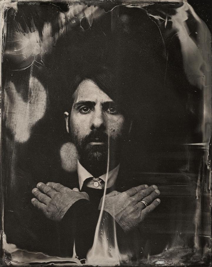 2014 Sundance TIn Type Portraits - Jason Schwartzman