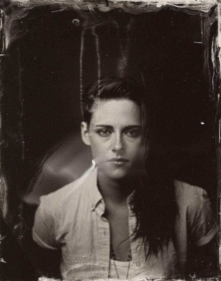 2014 Sundance TIn Type Portraits - Kristen Stewart