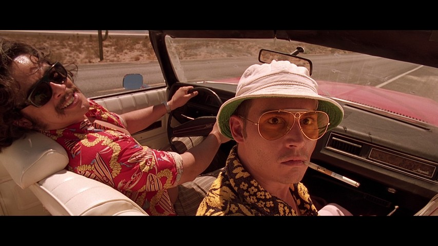 large fear and loathing blu-ray2