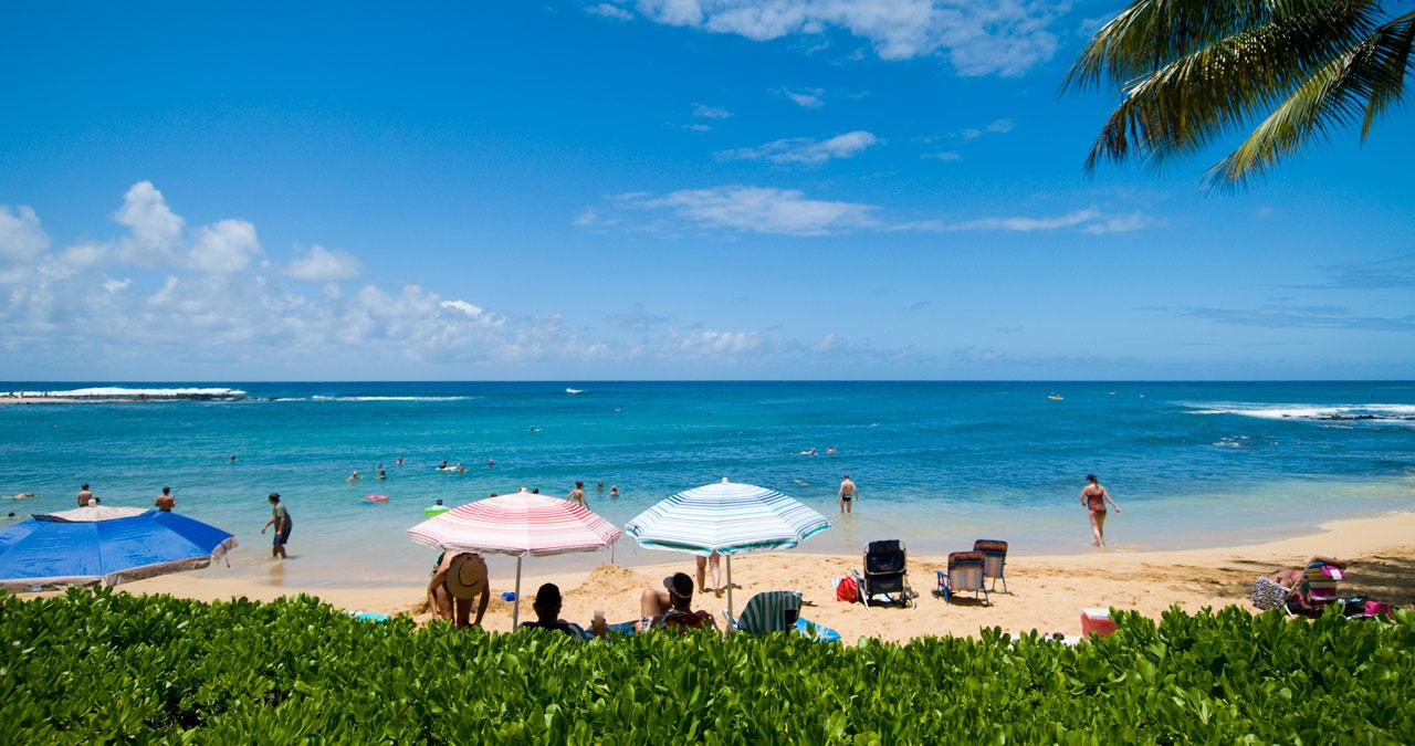 poipu-beach-hawaii