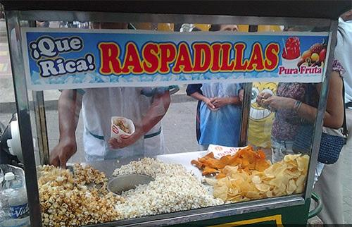 que-rica-raspadillas-pura-fruta-cancha-canchita-popcorn-pop-corn-dulce-salada