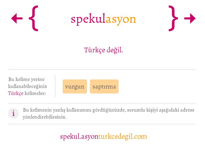 spekulasyon