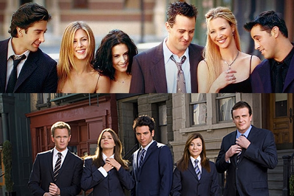 09 - himym vs friends