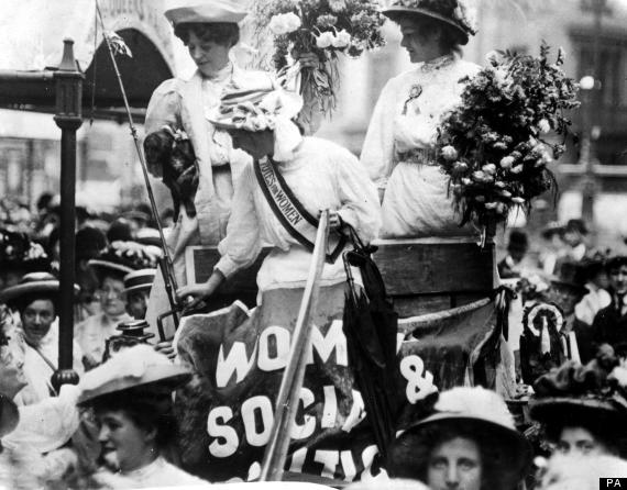 Politics - Suffragette Movement