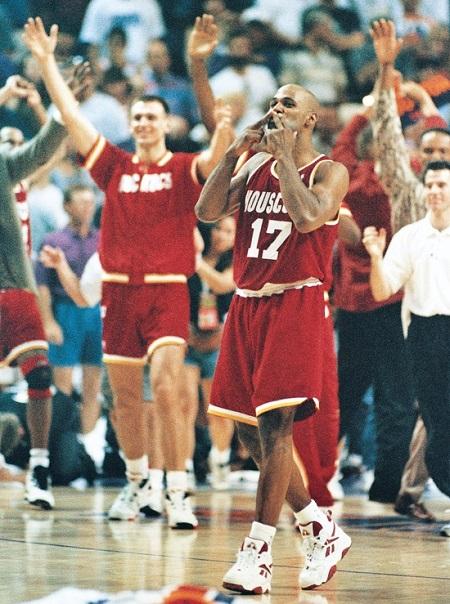 1995 Bati Konferansi Yari Finali (Houston Rockets - Phoenix Suns)