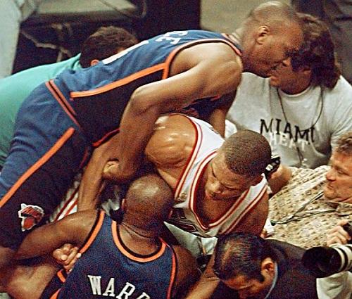 1997 Dogu Konferansi Yari Finali (Miami Heat - New York Knicks)