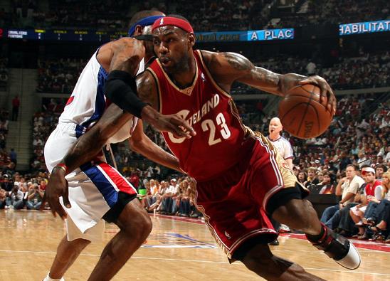 2007 Dogu Finali (Cleveland Cavaliers - Detroit Pistons)