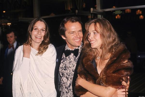 Jack Nicholson With Sally Kellerman & Michelle Phillips