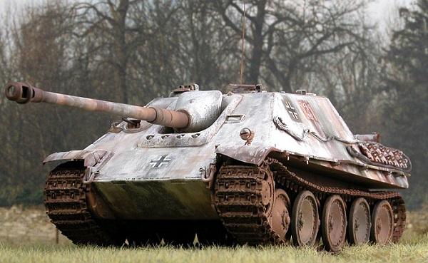 tank avcisi