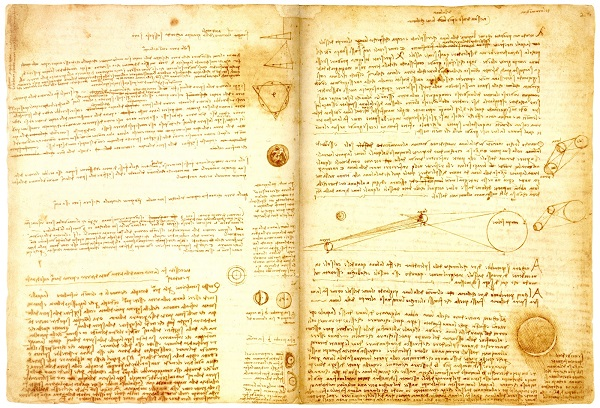 Bill Gatesin Da Vinci meraki-leonardo-da-vinci
