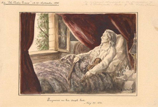 Paganini_on_his_death_bed