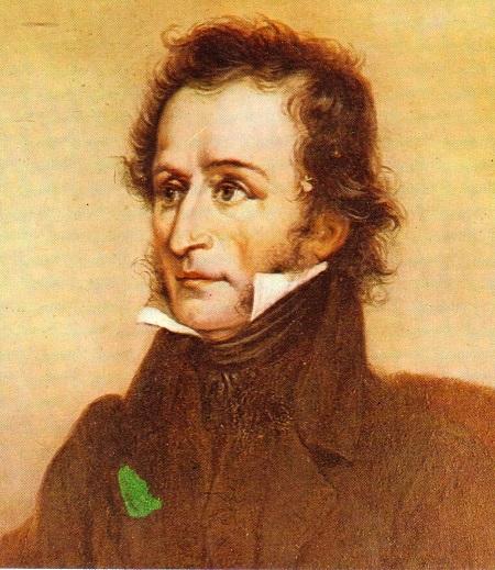 Paganinini-yakisikli
