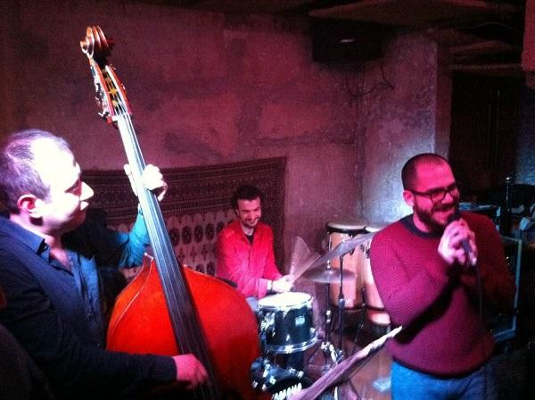 gorkem-han-Kosova Turkish Jazz Week
