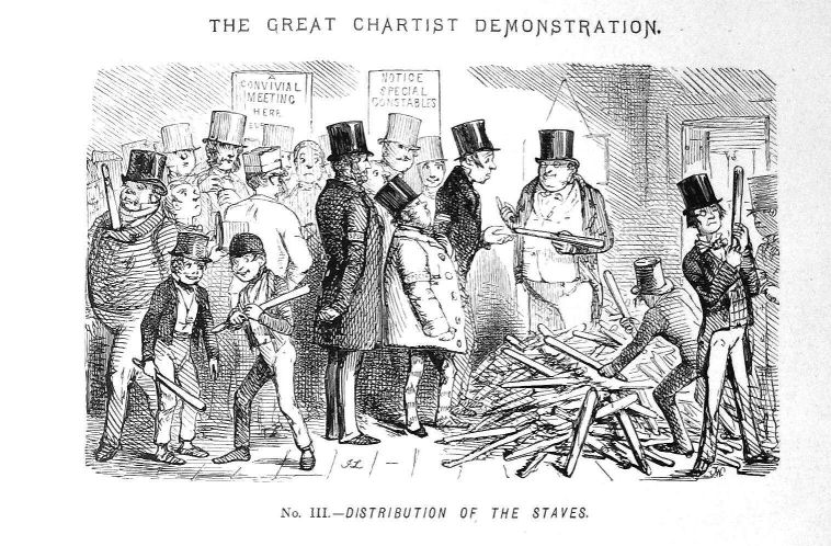great-chartist-demonstration