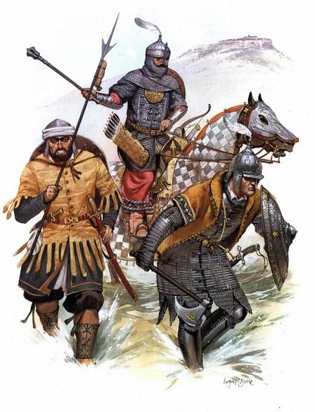 istanbul-fetih-Osmanli Ordusu