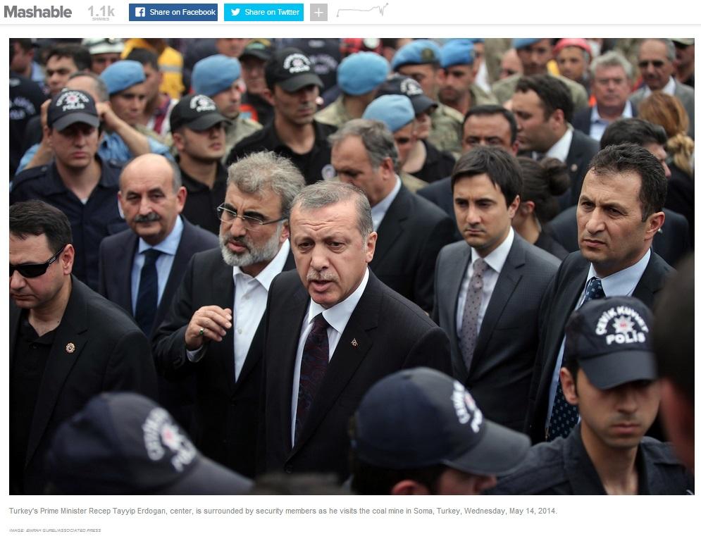 mashable-Turkey's Mine Disaster Is Worst in Its History, Kills at Least 274