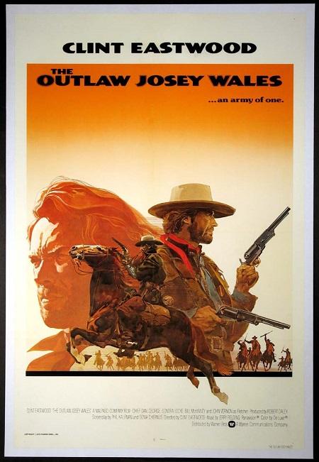 outlaw josey wales-intikam
