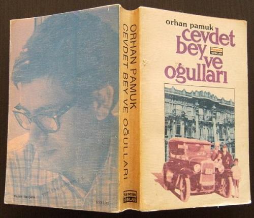 Karakterleri yasamaya devam eden roman Cevdet Bey ve Ogullari (1)-orhan-pamuk