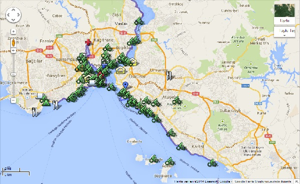 istanbul-bisiklet-haritasi
