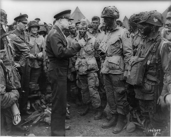 normandiya-cikarmasi-Eisenhower