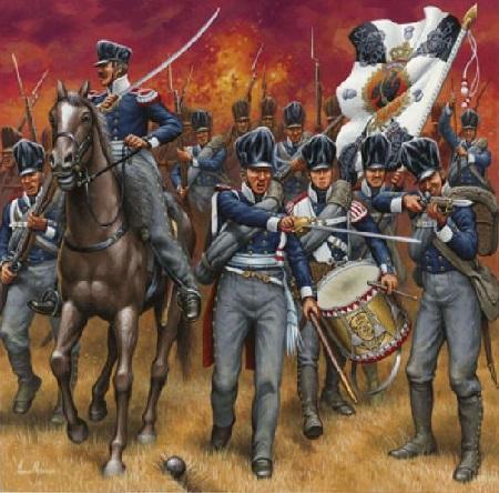 prusya ordusunun gelisi